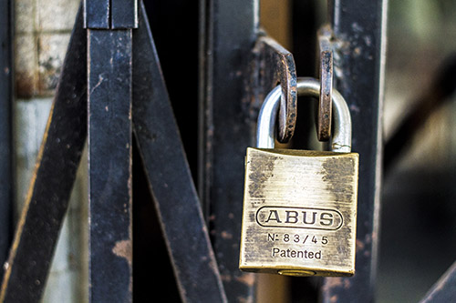 Secure gates lock changes, padlocks for gates and gate security