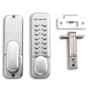 Securefast locks at locksmith Leicester