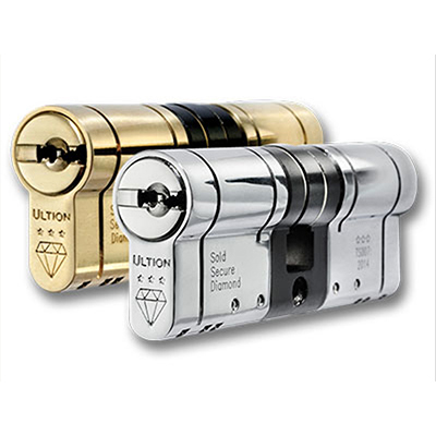 Ultion locks at locksmith Leicester